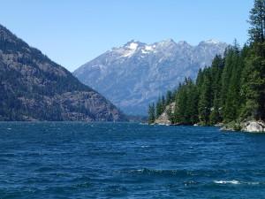 Lake Chelan_Looking at Stehekin_7.13