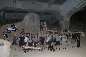 A visit with the Fremont Troll