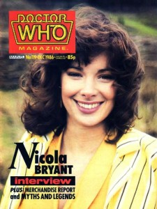 My first issue of DWM.